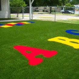 preschoolplaygroundwithfieldturfartificialgrassabccolors